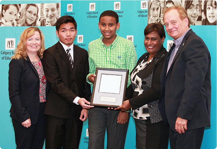 CBFY is Awarded the Lighthouse Award
