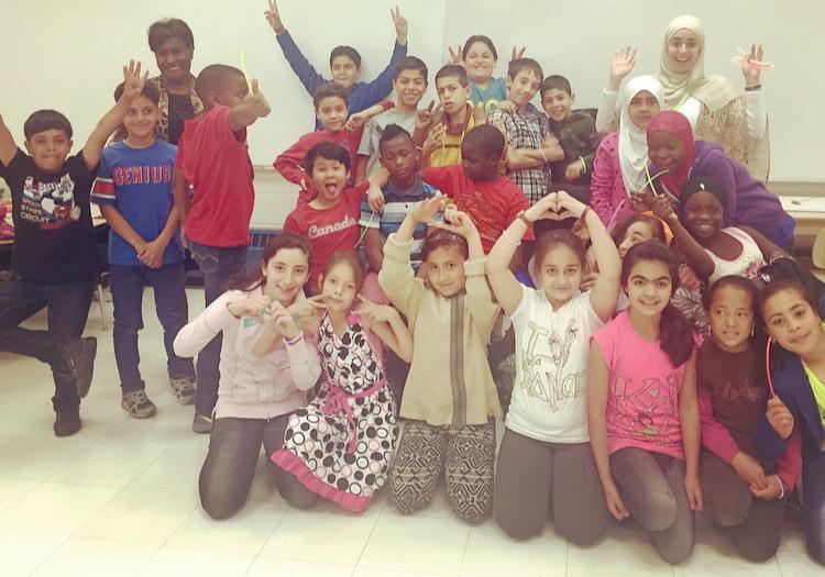 Bridge Club Refugee Program Summer Sendoff