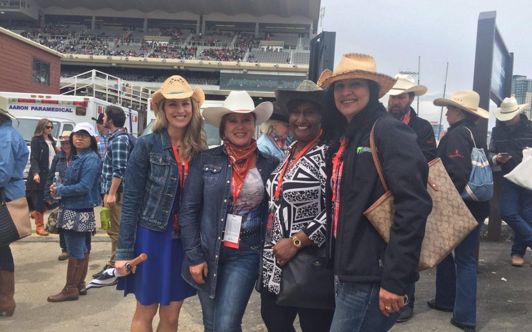 Calgary Stampede Sector Partner Tour