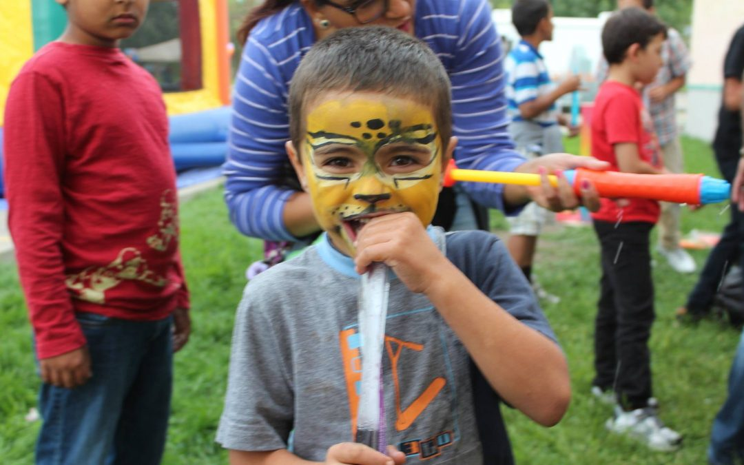 CBFY Hosts 3rd Annual BRIDGEFEST