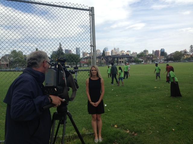 Media Attends Mentorship Summer Program Wrap Up