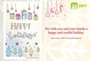Happy Holidays from CBFY.