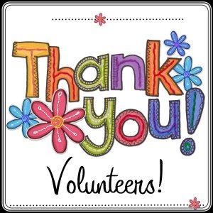 National Volunteer Week 2021.