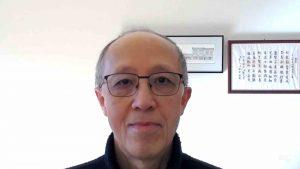 Albert Tsang – Volunteer of the Month – May.